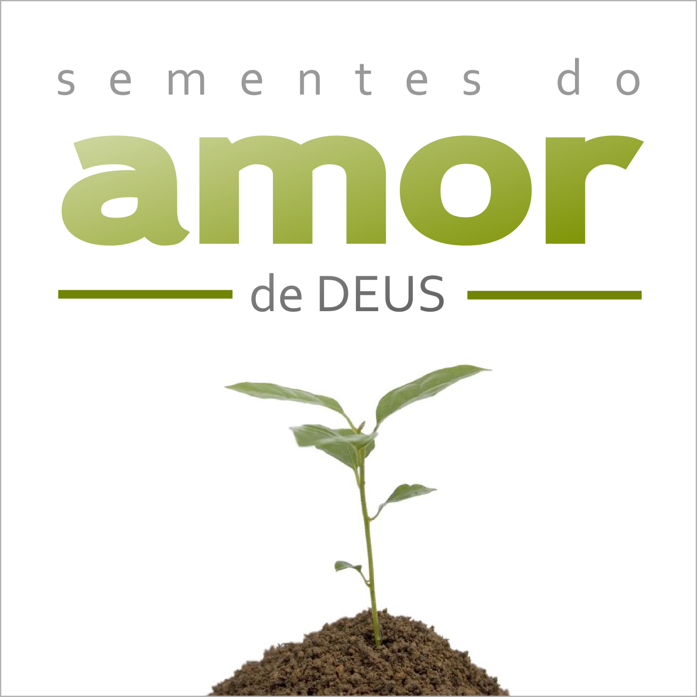 Sementes do Amor de Deus