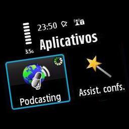 Podcasts em celulares Nokia