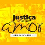 Justiça se faz com amor
