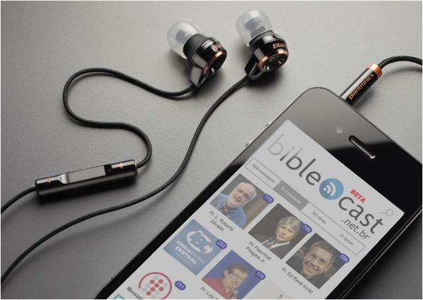biblecast para celular